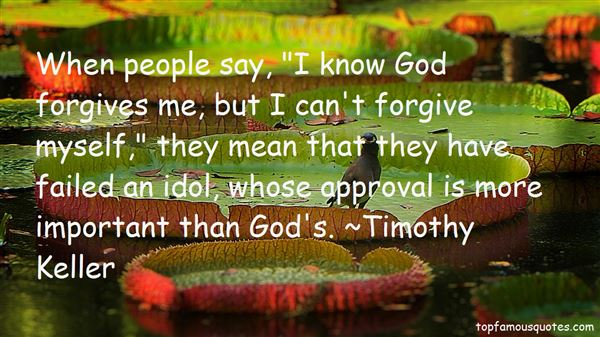 Timothy Keller Quotes
