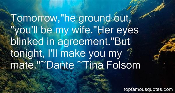 Tina Folsom Quotes