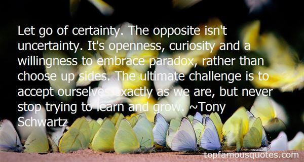 Tony Schwartz Quotes