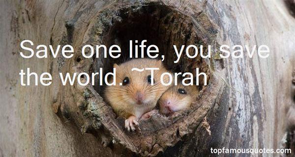 Torah Quotes