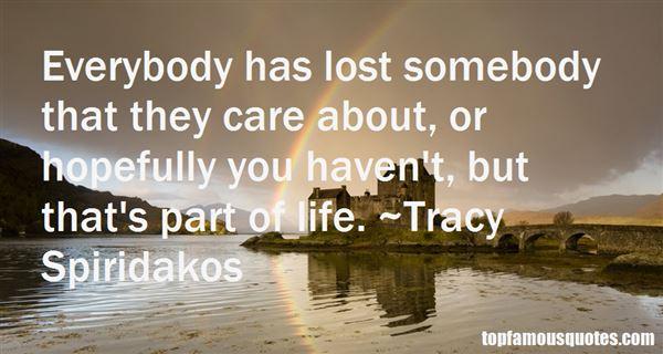 Tracy Spiridakos Quotes