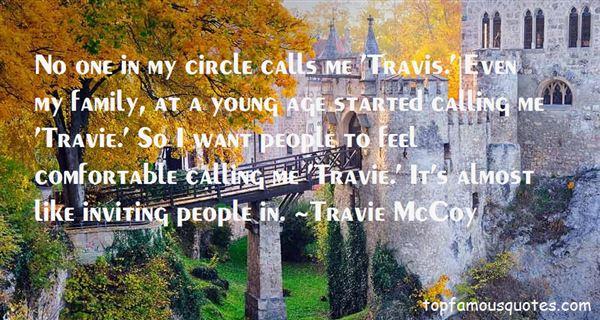 Travie McCoy Quotes