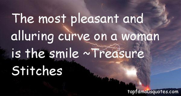 Treasure Stitches Quotes