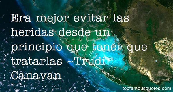 Trudi Canavan Quotes