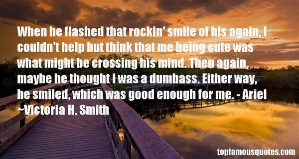 Victoria H. Smith Quotes