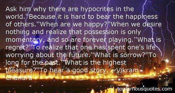 Vikram Chandra Quotes