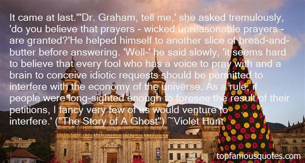 Violet Hunt Quotes