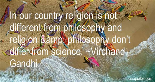 Virchand Gandhi Quotes