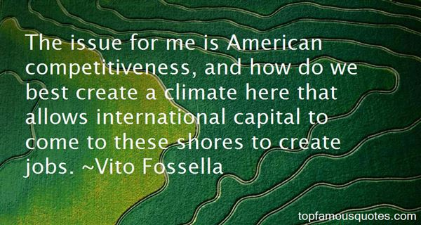 Vito Fossella Quotes
