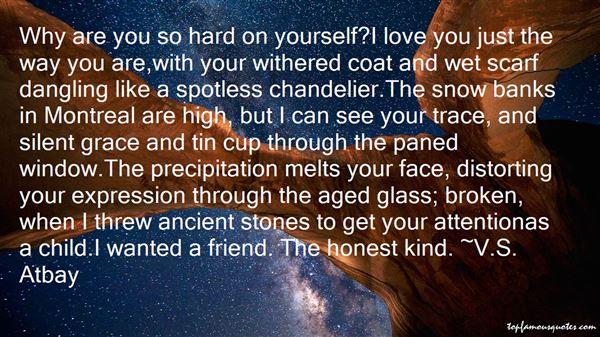 V.S. Atbay Quotes