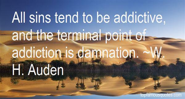W. H. Auden Quotes