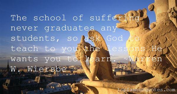 Warren W. Wiersbe Quotes