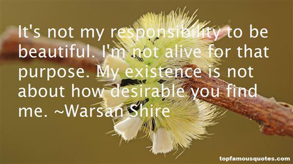 Warsan Shire Quotes