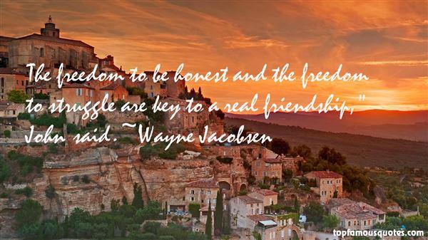Wayne Jacobsen Quotes