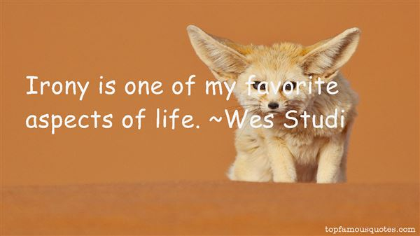 Wes Studi Quotes