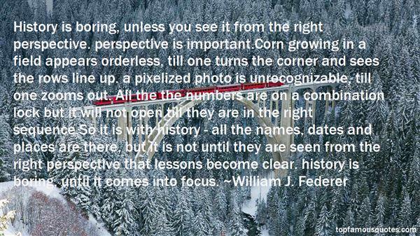 William J. Federer Quotes