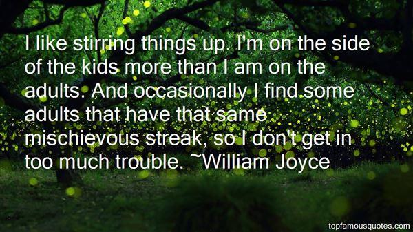 William Joyce Quotes