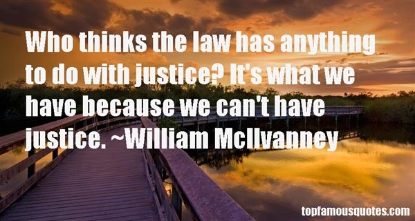William McIlvanney Quotes