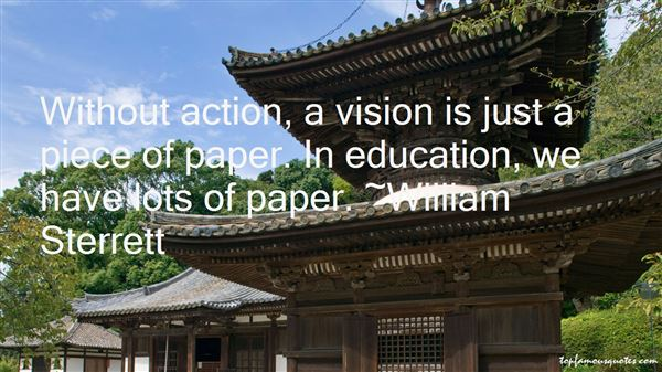 William Sterrett Quotes