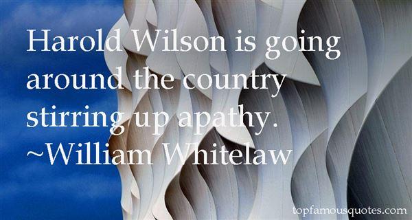 William Whitelaw Quotes