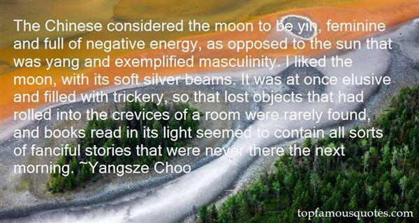 Yangsze Choo Quotes