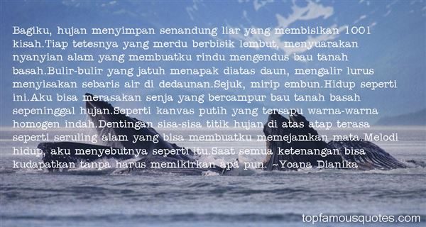 Yoana Dianika Quotes