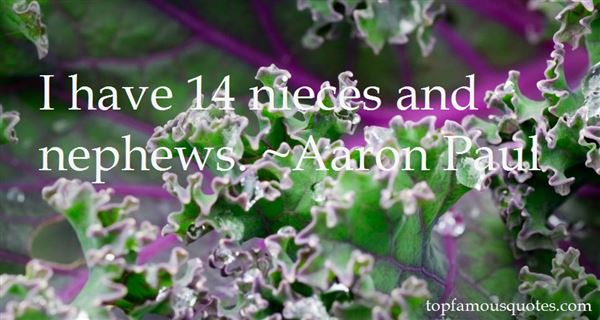 Aaron Paul Quotes