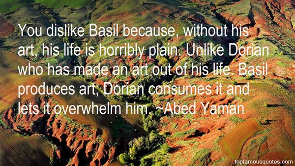 Abed Yaman Quotes