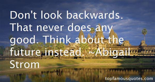 Abigail Strom Quotes