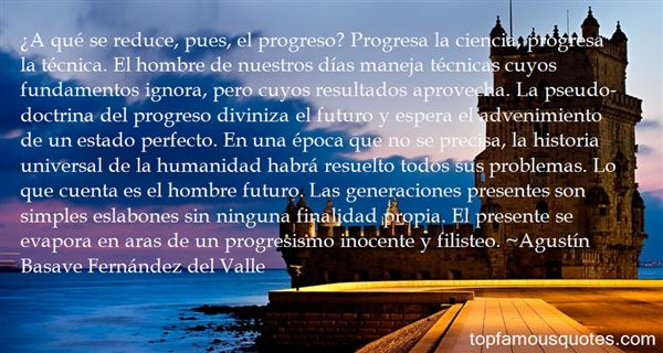 Agustín Basave Fernández Del Valle Quotes