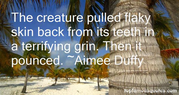 Aimee Duffy Quotes