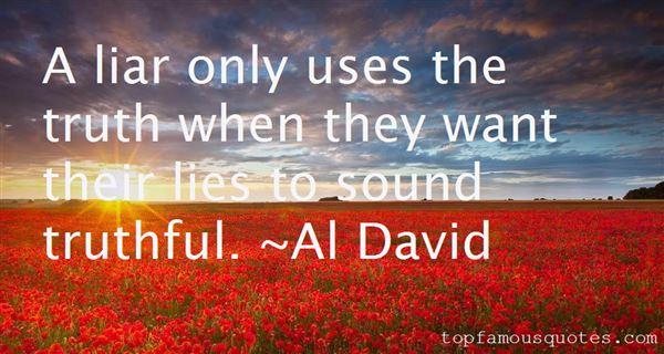 Al David Quotes