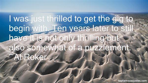 Al Roker Quotes