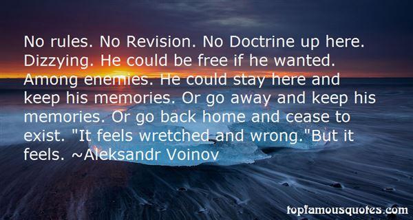 Aleksandr Voinov Quotes