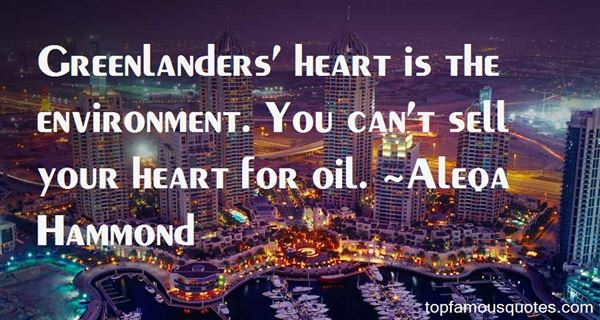 Aleqa Hammond Quotes