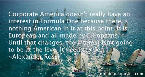Alexander Rossi Quotes