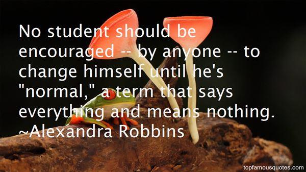 Alexandra Robbins Quotes