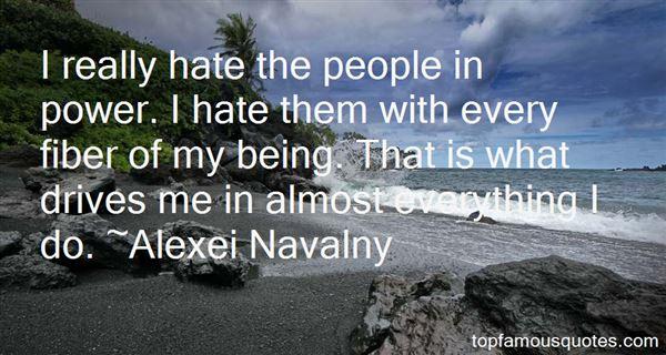 Alexei Navalny Quotes
