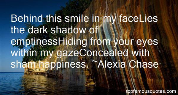 Alexia Chase Quotes
