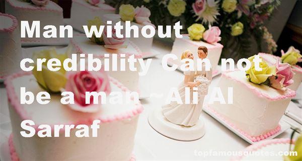 Ali Al Sarraf Quotes