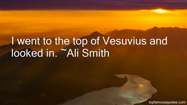 Ali Smith Quotes