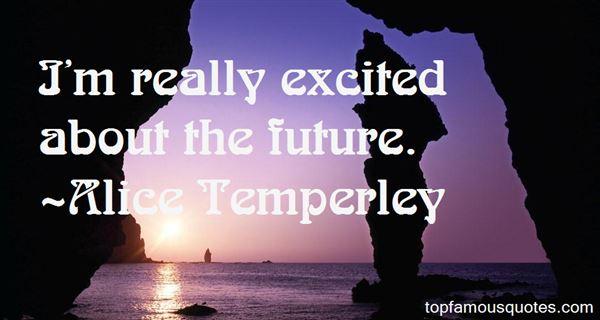 Alice Temperley Quotes