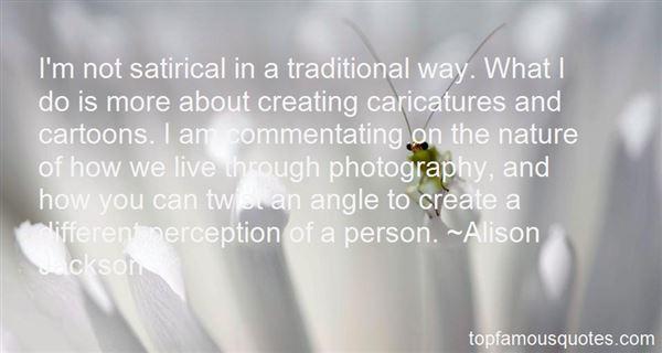 Alison Jackson Quotes