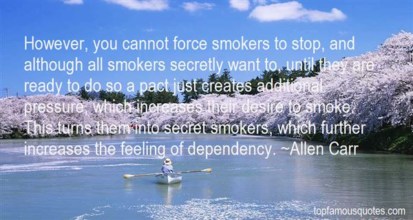 Allen Carr Quotes