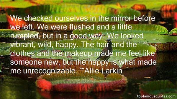 Allie Larkin Quotes
