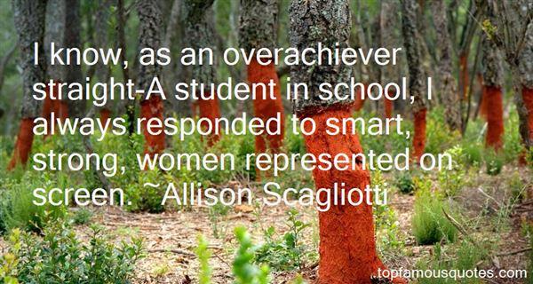 Allison Scagliotti Quotes