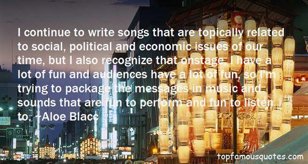 Aloe Blacc Quotes