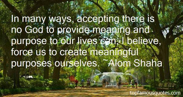 Alom Shaha Quotes