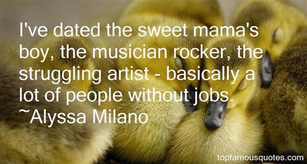 Alyssa Milano Quotes