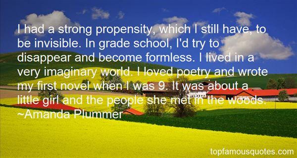 Amanda Plummer Quotes